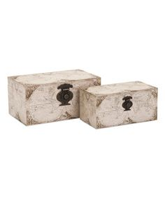 Imax mochrie lidded boxes set of 2 art pinterest box sets map quest leather look covers that are printed with vintage world maps wrap a pair of decorative storage boxes that point to renewed interest in gumiabroncs Image collections