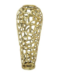 You need to see this Aluminum Decorative Vase on Rue La La.  Get in and shop (quickly!): http://www.ruelala.com/boutique/product/96305/26991204?inv=fedcpozl&aid=6191