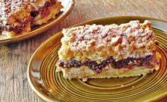 Skubaniec Polish Recipes, Polish Food, Apple Cake, Lasagna, Biscuits, Goodies, Food And Drink, Cooking Recipes, Favorite Recipes
