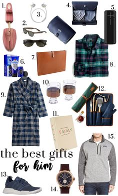 Gifts for Him / Holiday Gift Ideas for Him