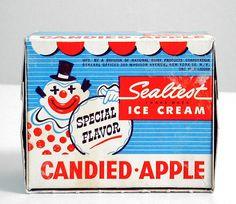 Sealtest Ice Cream circa 1960s
