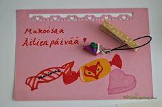 Mielenmaisemia: Äitienpäiväkortit 2015