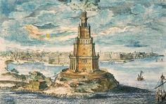 #Pharos of Alexandria