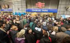 Network Rail placed under investigation as Christmas engineering works fiasco   paralyses links in and out of the capital