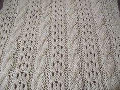 Coin Lace and Cable Wrap