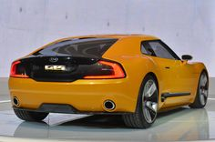2015 #KIA GT4 #Stinger - Rear View Hunt Club, Driving Test, Rear View, Car, Automobile, Autos, Cars