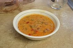 One morning I woke up to a text from Chunk asking if I could make pizza soup. Tasty Kitchen, Kitchen Recipes, Stuffed Pepper Soup, Stuffed Peppers, Pizza Soup, Cooking White Rice, Bread Bowls, Recipe Community, Yummy Eats