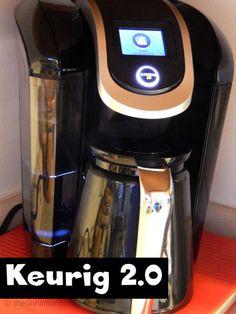 Keurig 2.0 Brewing System Review #keurig