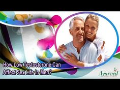 You can find more details about the how low testosterone affect sex life at http://www.ayurvedresearch.com/natural-testosterone-enhancer-pills.htm  Dear friend, in this video we are going to discuss about the how low testosterone affect sex life. Musli Kaunch Shakti capsules are the best herbal remedies to treat low testosterone problem in men without side effects.