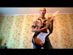 Deep Purple - Smoke On the water Rhytm guitar Cover + tabs