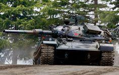 Type 74 MBT Japan Ground Self-Defense Force