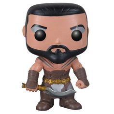 Figurine Khal Drogo (Game Of Thrones) - Figurine Funko Pop http://figurinepop.com/khal-drogo-game-of-thrones-funko
