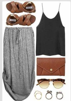 #Boho #trends fashion Cute Casual Style Looks