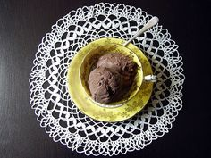 Easy and Eggless Chocolate Gelato Recipe... Trying today!