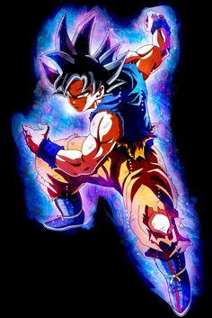 Goku - Ultra Instinct - Migatte no Gokui by XYelkiltroX