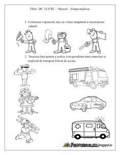 Numbers Preschool, Preschool Worksheets, Preschool Activities, Homework Sheet, Transportation Theme, Pre School, Kindergarten, 1, Teaching