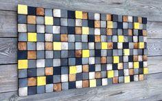 Arte de pared de madera madera reclamado madera por WallWooden