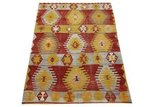 77 x 54  Feet Anatolian Kilim Rug High Quality by ANATOLIANRUGS