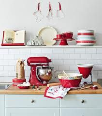 Put The Kettle On: Treat Your Friends And Family To Tea And Cakes Served On  Your Best China. Red Kitchen ...