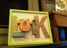 Hollyhocks & Honeybees: Lucky Day!