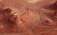Circular Rock Formations Photo by Aya O. -- National Geographic Your Shot