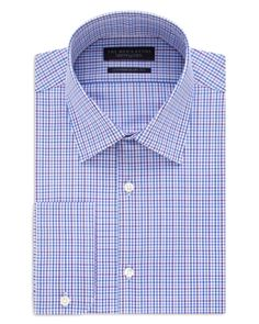 Single and Double Cuff White Herringbone 100/% Easycare Cotton Shirt Brook Taverner Mens Classic and Tailored Fit