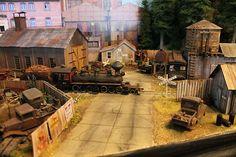 Model Railroad Sites | Rocket | Model Railroad Hobbyist magazine | Having fun with model ...