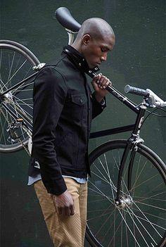 Levi's lijn voor fietsforensen