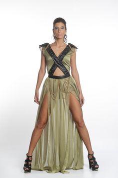 Diseño Warrior Woman
