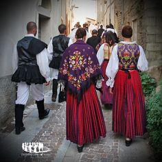 Gruppo folk di Villanovatulo