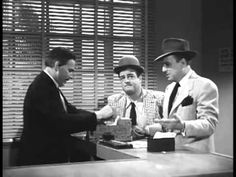 "Abbott and Costello Show ""The Vacuum Cleaner Salesman"" - YouTube"