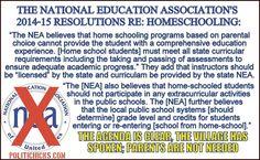 Teacher Unions Target Homeschoolers   PolitiChicks.com
