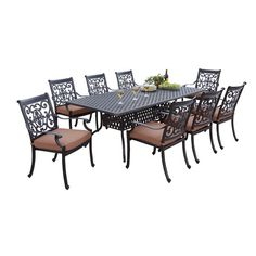 11 best outdoor sets images outdoor dining set gardens patio rh pinterest com