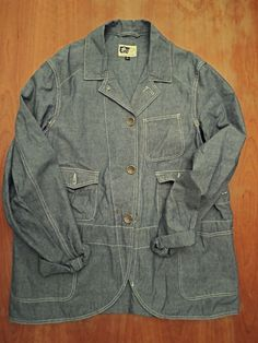 Engineered Garments Coverall Coat