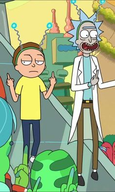 Post with 79 votes and 5491 views. Tagged with wallpaper, rick and morty, freericksanchez, graaaaaass tastes bad; A mini Rick and Morty wallpaper dump Cartoon Wallpaper, Trippy Wallpaper, Laptop Wallpaper, Rick And Morty Image, Rick Und Morty, Rick And Morty Wallpaper, Rick And Morty Costume, Morbider Humor, Rick And Morty Drawing