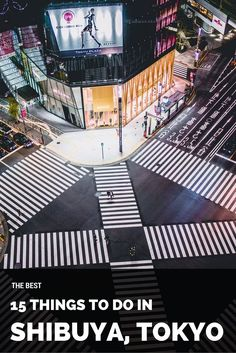 The best 15 things to do in Shibuya, Tokyo  - There are so many things to do in Shibuya beyond the famed pedestrian scramble. Having been featured in so many movies, it's only natural that many of us automatically associate Tokyo with ShibuyaCrossing. This is exactly why Shibuya is an...
