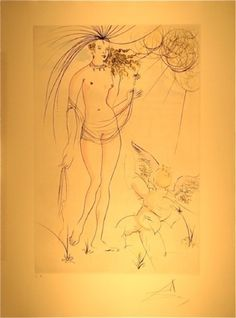 Salvador Dali Limited Edition 84