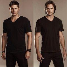 Jensen Ackles and Jared Padalecki: Supernatural