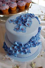 Susannah's Kitchen: 25 Romantic Wedding Cakes ~ For All Seasons