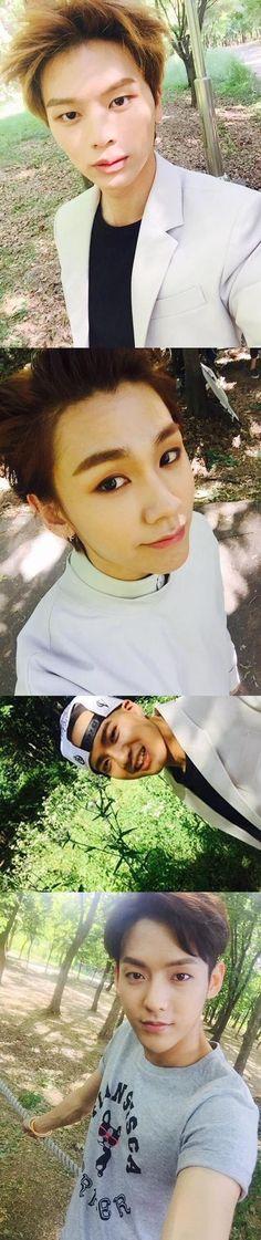 BTOB give fan service with handsome selfies http://www.allkpop.com/article/2015/06/btob-give-fan-service-with-handsome-selfies…