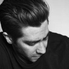 "kitty-n-classe: ""Jake Gyllenhaal par Brigitte Lacombe """