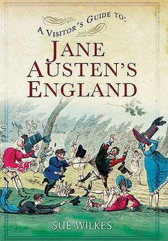 A Visitor's Guide to Jane Austen's England. By Sue Wilkes. Pen & Sword Books, Oct. 30, 2014. 176 p. EA.