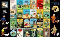 Carte virtuelle Tintin http://www.hotels-live.com/cartes-virtuelles/tintin.html #CartePostale #Wallpaper