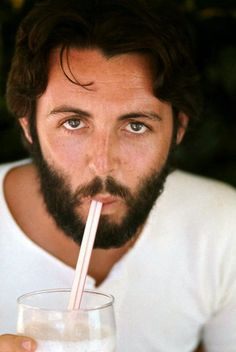 Paul McCartney... always my favourite. This particular era I loved.