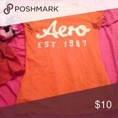 Aero tshirt Getting rid of lots of stuff. Very good condition Aeropostale Tops Tees - Short Sleeve