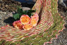 **Rosetree pattern  Ravelry: Ruusupuu pattern by Heidi Alander