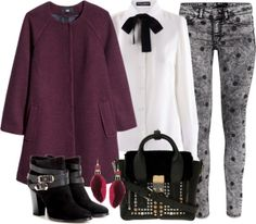 """""""Winter Chic"""" by rusinn on Polyvore"""