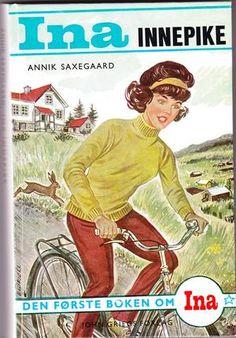 """Ina innepike"" av Annik Saxegaard"