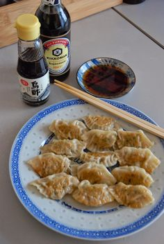 Gyoza selber machen? Hier geht's zum Rezept der leckeren japanischen Teigtaschen