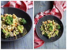 Experimente aus meiner Küche: Nudeln mit Brokkoli-Hack-Sauce